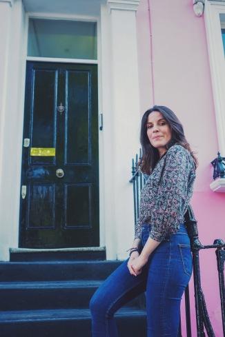 Kaylissim - Angel Are Around Us - Instagram - Notting Hill Photo