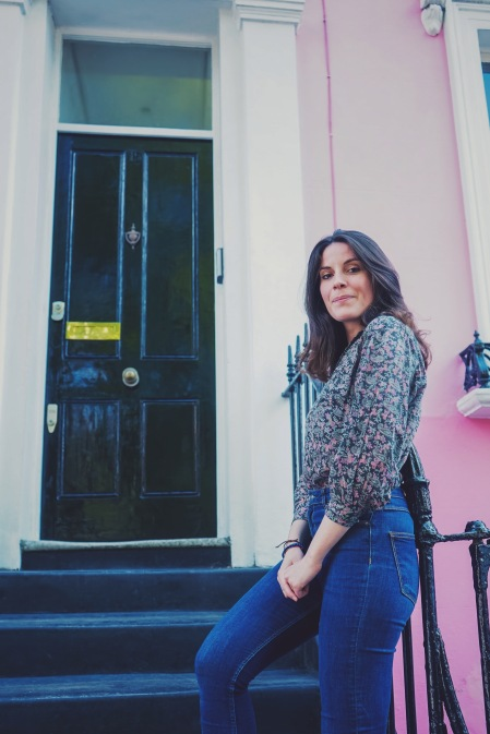 Kaylissim - Angel Are Around Us - Instagram - Notting Hill Photo